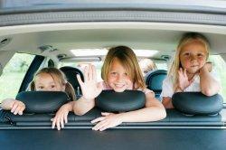 Как развлечь детей в авто